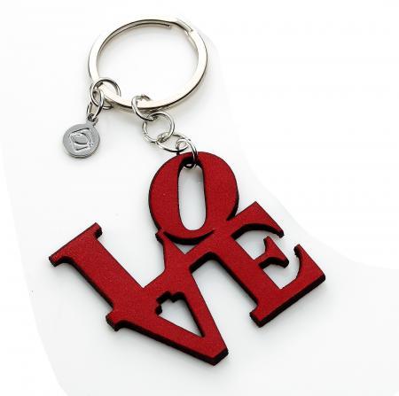 原作 LOVE 愛 鑰匙圈 1