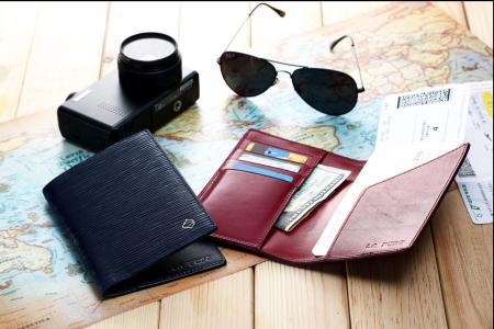 AQUA 護照夾 10